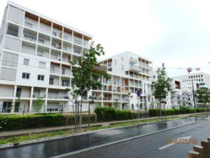 Villeurbanne la Soie-Ilôt Résidentiel
